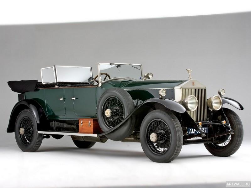 Постер Rolls-Royce Phantom Phantom by Smith &amp; Waddington (I) 1926, 27x20 см, на бумагеRolls-Royce<br>Постер на холсте или бумаге. Любого нужного вам размера. В раме или без. Подвес в комплекте. Трехслойная надежная упаковка. Доставим в любую точку России. Вам осталось только повесить картину на стену!<br>