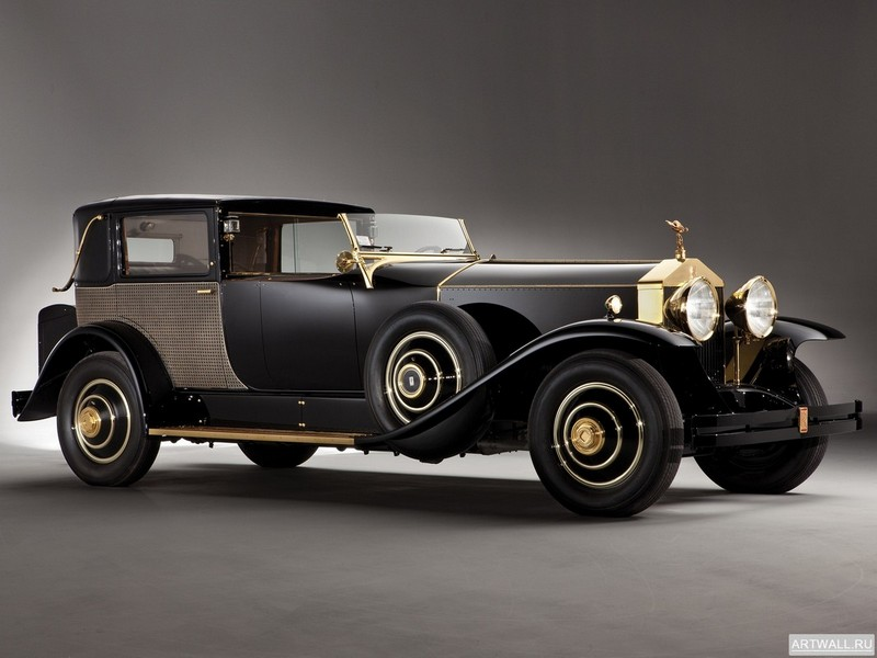 Постер Rolls-Royce Phantom Riviera Town Brougham by Brewster (I) 1929, 27x20 см, на бумагеRolls-Royce<br>Постер на холсте или бумаге. Любого нужного вам размера. В раме или без. Подвес в комплекте. Трехслойная надежная упаковка. Доставим в любую точку России. Вам осталось только повесить картину на стену!<br>