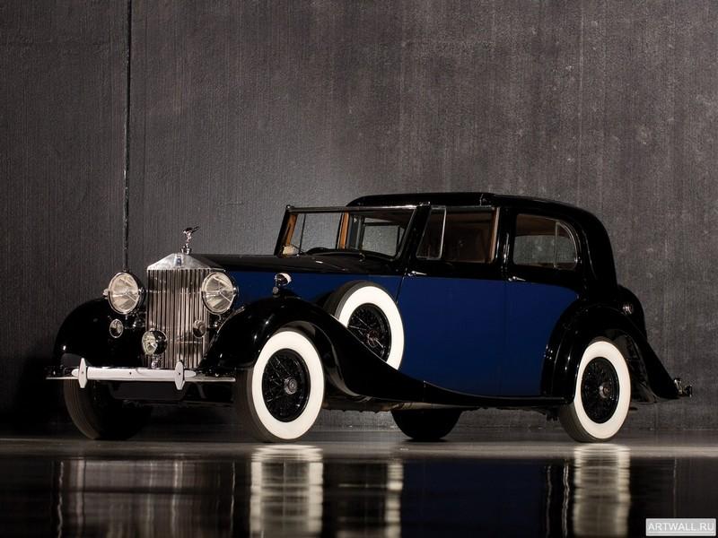 Rolls-Royce Phantom Sedanca de Ville (II) 1937, 27x20 см, на бумагеRolls-Royce<br>Постер на холсте или бумаге. Любого нужного вам размера. В раме или без. Подвес в комплекте. Трехслойная надежная упаковка. Доставим в любую точку России. Вам осталось только повесить картину на стену!<br>