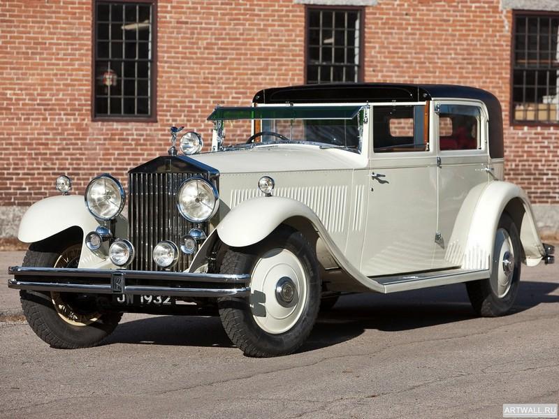 Rolls-Royce Phantom Sedanca de Ville by Barker (II) 1930, 27x20 см, на бумагеRolls-Royce<br>Постер на холсте или бумаге. Любого нужного вам размера. В раме или без. Подвес в комплекте. Трехслойная надежная упаковка. Доставим в любую точку России. Вам осталось только повесить картину на стену!<br>