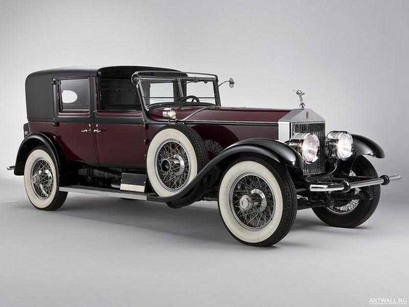 Постер Rolls-Royce Phantom Springfield Town Car by Hibbard &amp; Darrin (I) 1928, 27x20 см, на бумагеRolls-Royce<br>Постер на холсте или бумаге. Любого нужного вам размера. В раме или без. Подвес в комплекте. Трехслойная надежная упаковка. Доставим в любую точку России. Вам осталось только повесить картину на стену!<br>