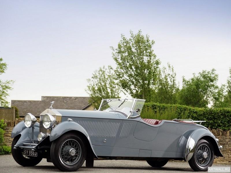 Постер Rolls-Royce Phantom Tourer (II) 1930-35, 27x20 см, на бумагеRolls-Royce<br>Постер на холсте или бумаге. Любого нужного вам размера. В раме или без. Подвес в комплекте. Трехслойная надежная упаковка. Доставим в любую точку России. Вам осталось только повесить картину на стену!<br>