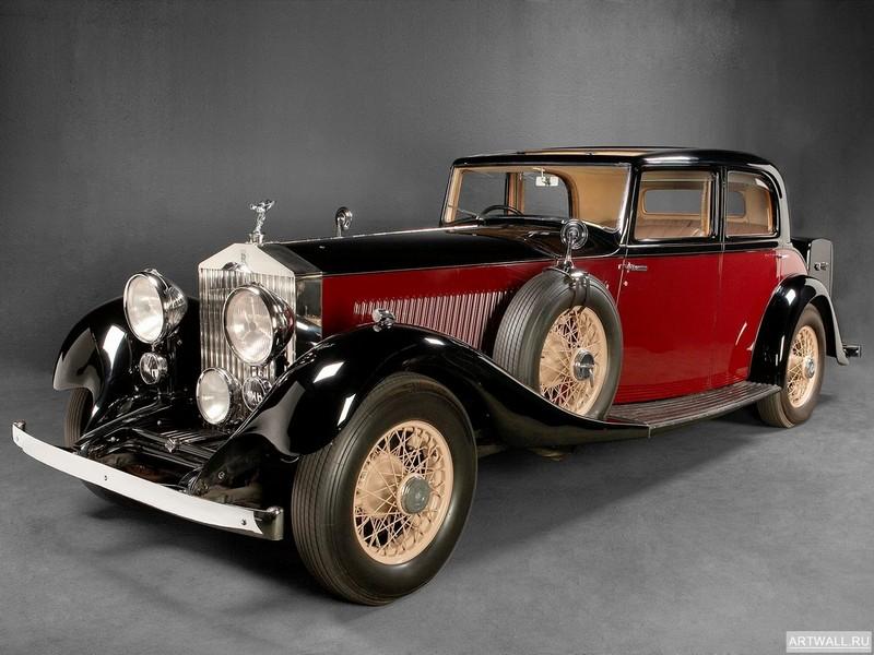 Постер Rolls-Royce Phantom Touring Saloon by Park Ward (II) 1934, 27x20 см, на бумагеRolls-Royce<br>Постер на холсте или бумаге. Любого нужного вам размера. В раме или без. Подвес в комплекте. Трехслойная надежная упаковка. Доставим в любую точку России. Вам осталось только повесить картину на стену!<br>
