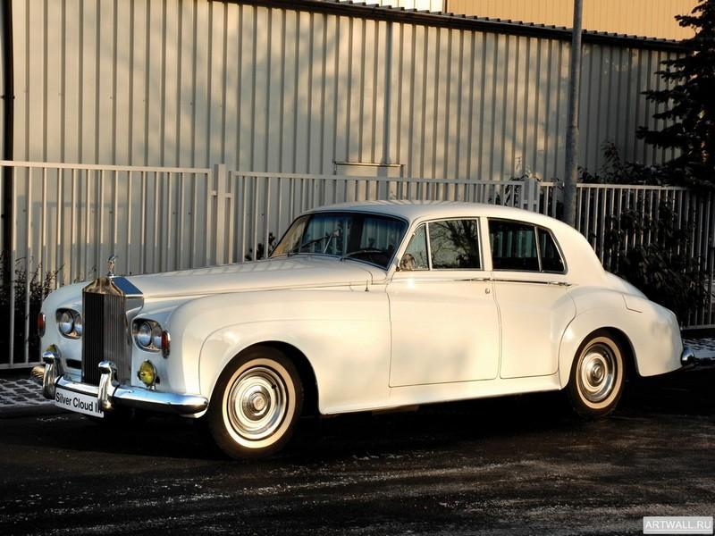 Постер Rolls-Royce Silver Cloud Standard Saloon (III) 1962-66, 27x20 см, на бумагеRolls-Royce<br>Постер на холсте или бумаге. Любого нужного вам размера. В раме или без. Подвес в комплекте. Трехслойная надежная упаковка. Доставим в любую точку России. Вам осталось только повесить картину на стену!<br>