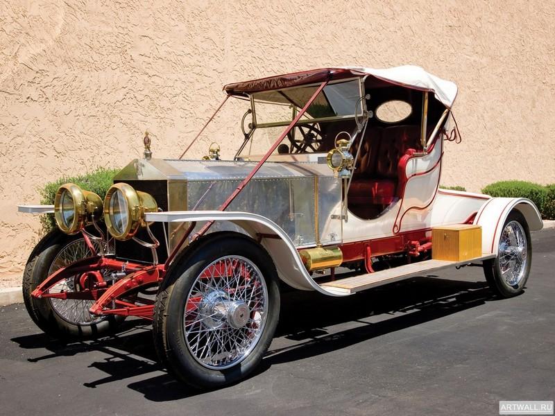 Постер Rolls-Royce Silver Ghost 1924, 27x20 см, на бумагеRolls-Royce<br>Постер на холсте или бумаге. Любого нужного вам размера. В раме или без. Подвес в комплекте. Трехслойная надежная упаковка. Доставим в любую точку России. Вам осталось только повесить картину на стену!<br>