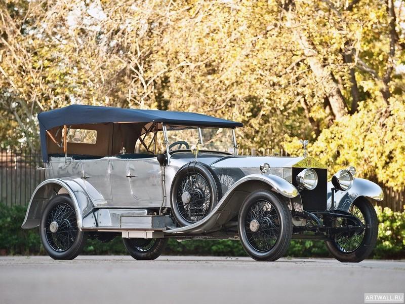 Постер Rolls-Royce Silver Ghost 40 50 Torpedo Phaeton 1921, 27x20 см, на бумагеRolls-Royce<br>Постер на холсте или бумаге. Любого нужного вам размера. В раме или без. Подвес в комплекте. Трехслойная надежная упаковка. Доставим в любую точку России. Вам осталось только повесить картину на стену!<br>