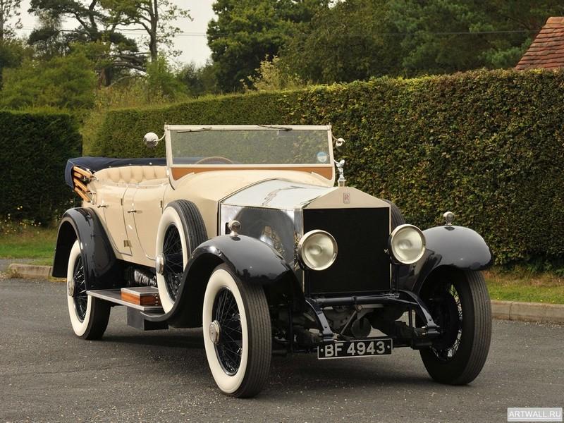 Постер Rolls-Royce Silver Ghost 45 50 Tourer 1924, 27x20 см, на бумагеRolls-Royce<br>Постер на холсте или бумаге. Любого нужного вам размера. В раме или без. Подвес в комплекте. Трехслойная надежная упаковка. Доставим в любую точку России. Вам осталось только повесить картину на стену!<br>