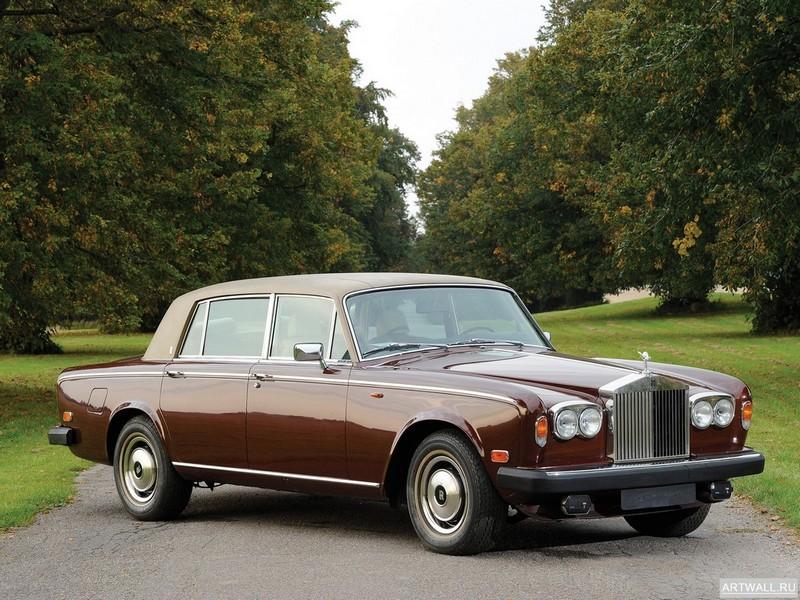 Постер Rolls-Royce Silver Wraith II 1977-80, 27x20 см, на бумагеRolls-Royce<br>Постер на холсте или бумаге. Любого нужного вам размера. В раме или без. Подвес в комплекте. Трехслойная надежная упаковка. Доставим в любую точку России. Вам осталось только повесить картину на стену!<br>