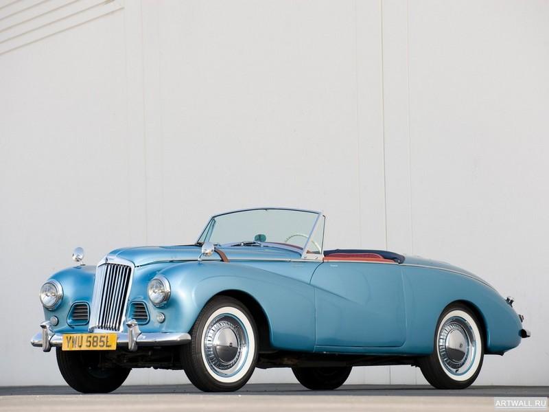 Постер Sunbeam Alpine Sport Roadster (MkI) 1953-55, 27x20 см, на бумагеSunbeam<br>Постер на холсте или бумаге. Любого нужного вам размера. В раме или без. Подвес в комплекте. Трехслойная надежная упаковка. Доставим в любую точку России. Вам осталось только повесить картину на стену!<br>