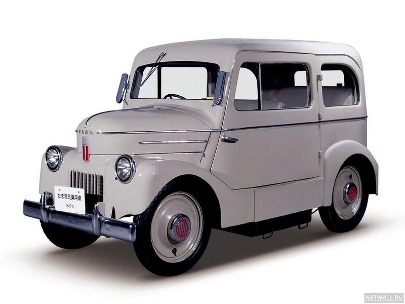 Tama Electric Car 1947-52, 27x20 см, на бумагеРазные марки<br>Постер на холсте или бумаге. Любого нужного вам размера. В раме или без. Подвес в комплекте. Трехслойная надежная упаковка. Доставим в любую точку России. Вам осталось только повесить картину на стену!<br>