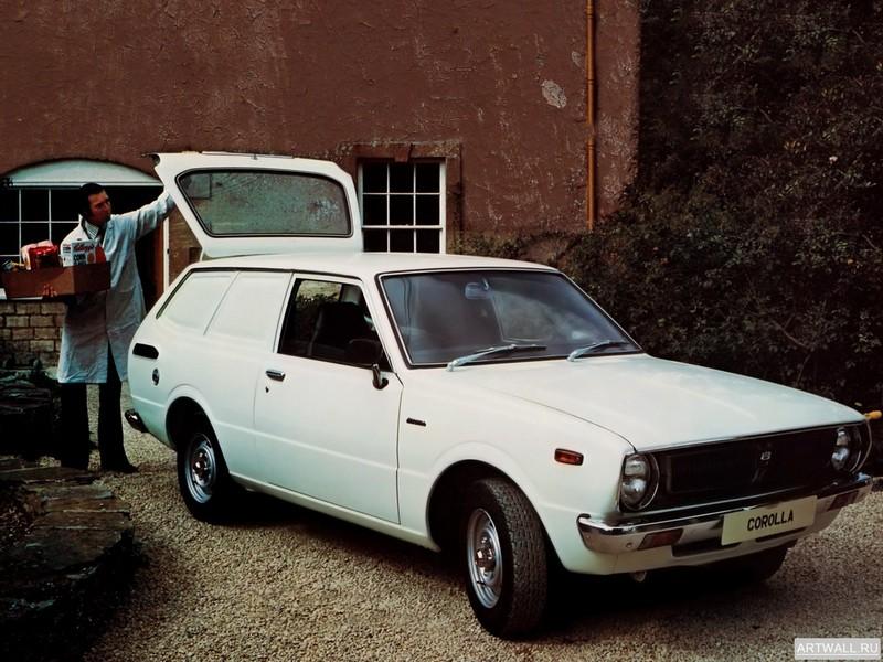 Постер Toyota Corolla Van (E36 E38) 1974-79, 27x20 см, на бумагеToyota<br>Постер на холсте или бумаге. Любого нужного вам размера. В раме или без. Подвес в комплекте. Трехслойная надежная упаковка. Доставим в любую точку России. Вам осталось только повесить картину на стену!<br>