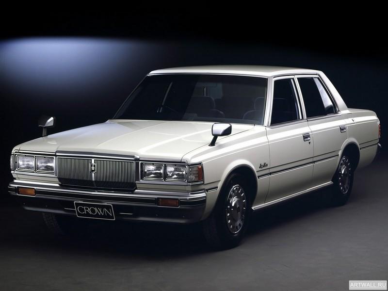 Постер Toyota Crown Super Saloon Sedan (S110) 1979-83, 27x20 см, на бумагеToyota<br>Постер на холсте или бумаге. Любого нужного вам размера. В раме или без. Подвес в комплекте. Трехслойная надежная упаковка. Доставим в любую точку России. Вам осталось только повесить картину на стену!<br>