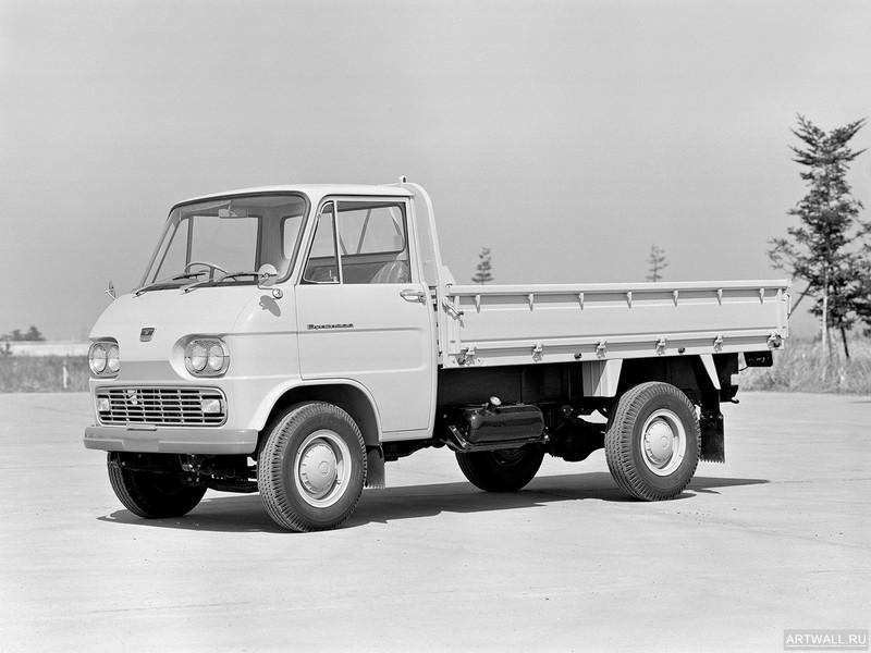 Постер Toyota Dyna 1900 (K170) 1963-68, 27x20 см, на бумагеToyota<br>Постер на холсте или бумаге. Любого нужного вам размера. В раме или без. Подвес в комплекте. Трехслойная надежная упаковка. Доставим в любую точку России. Вам осталось только повесить картину на стену!<br>
