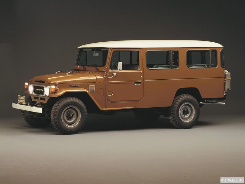 Постер Toyota Land Cruiser 47 Hard Тop (HJ47) 1979-84, 27x20 см, на бумагеToyota<br>Постер на холсте или бумаге. Любого нужного вам размера. В раме или без. Подвес в комплекте. Трехслойная надежная упаковка. Доставим в любую точку России. Вам осталось только повесить картину на стену!<br>