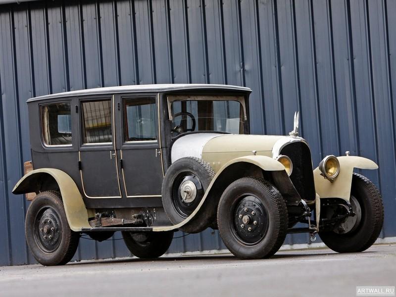 Постер Voisin C1 Chauffeur Limousine 1919, 27x20 см, на бумагеVoisin<br>Постер на холсте или бумаге. Любого нужного вам размера. В раме или без. Подвес в комплекте. Трехслойная надежная упаковка. Доставим в любую точку России. Вам осталось только повесить картину на стену!<br>