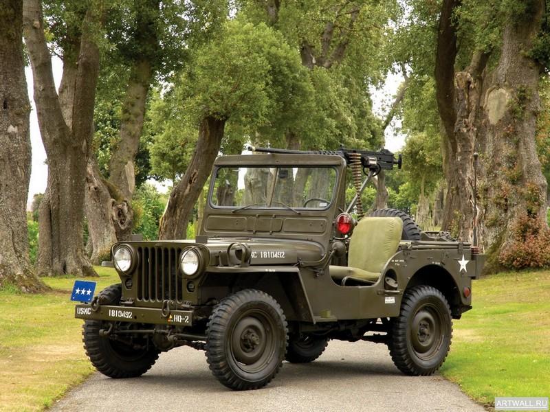 Постер Willys M38 Jeep (MC) 1950-52, 27x20 см, на бумагеWillys<br>Постер на холсте или бумаге. Любого нужного вам размера. В раме или без. Подвес в комплекте. Трехслойная надежная упаковка. Доставим в любую точку России. Вам осталось только повесить картину на стену!<br>