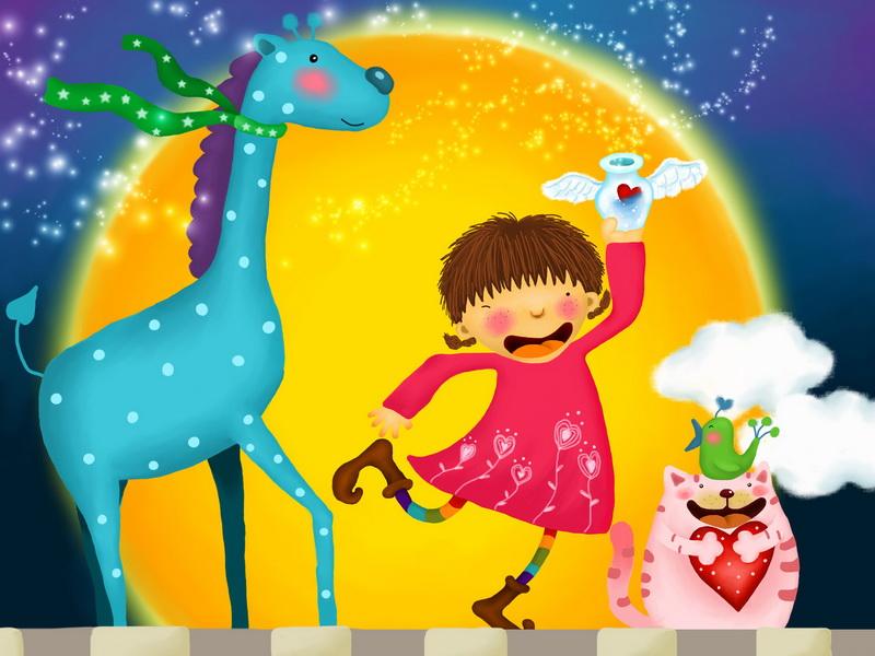 Постер Разные детские постеры Постер 25202Разные детские постеры<br>Постер на холсте или бумаге. Любого нужного вам размера. В раме или без. Подвес в комплекте. Трехслойная надежная упаковка. Доставим в любую точку России. Вам осталось только повесить картину на стену!<br>