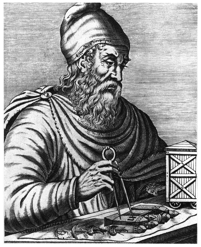 Постер Архимед Портрет Архимеда 1Архимед<br>Постер на холсте или бумаге. Любого нужного вам размера. В раме или без. Подвес в комплекте. Трехслойная надежная упаковка. Доставим в любую точку России. Вам осталось только повесить картину на стену!<br>