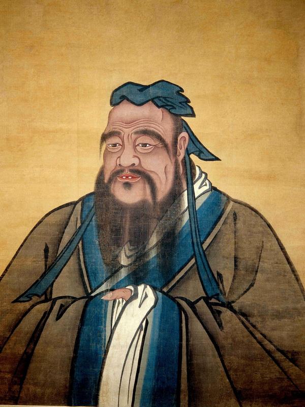 Постер-картина Конфуций Портрет КонфуцияКонфуций<br>Постер на холсте или бумаге. Любого нужного вам размера. В раме или без. Подвес в комплекте. Трехслойная надежная упаковка. Доставим в любую точку России. Вам осталось только повесить картину на стену!<br>