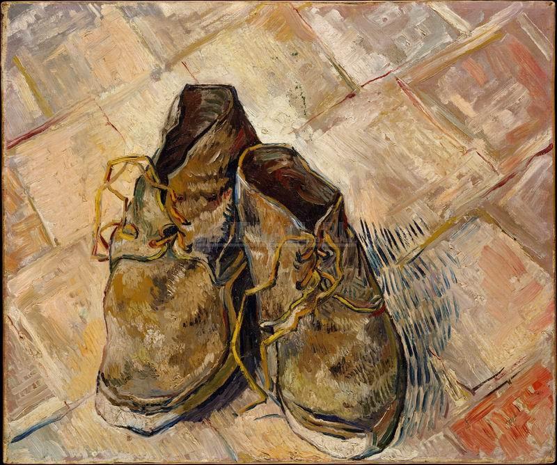 Ван Гог Винсент, картина Пара ботинок, 1888Ван Гог Винсент<br>Репродукция на холсте или бумаге. Любого нужного вам размера. В раме или без. Подвес в комплекте. Трехслойная надежная упаковка. Доставим в любую точку России. Вам осталось только повесить картину на стену!<br>
