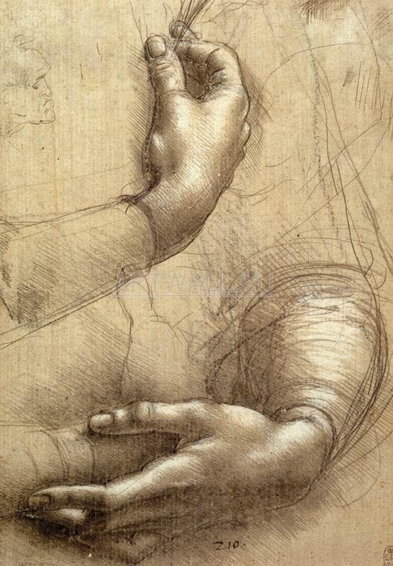 Да Винчи Леонардо, картина Репродукция 29200Да Винчи Леонардо<br>Репродукция на холсте или бумаге. Любого нужного вам размера. В раме или без. Подвес в комплекте. Трехслойная надежная упаковка. Доставим в любую точку России. Вам осталось только повесить картину на стену!<br>