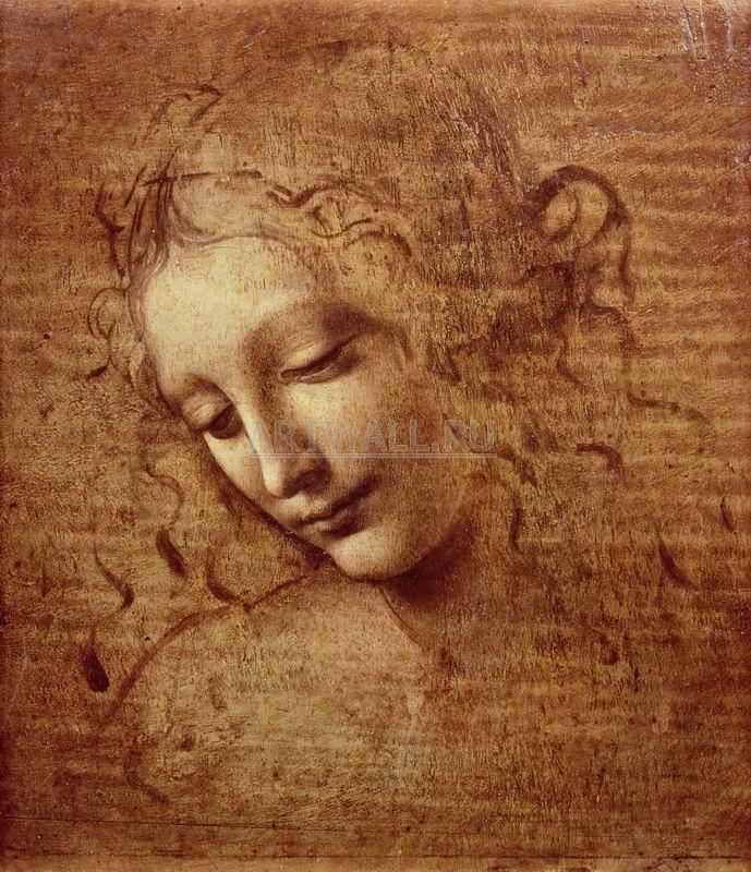 Да Винчи Леонардо, картина Репродукция 29218Да Винчи Леонардо<br>Репродукция на холсте или бумаге. Любого нужного вам размера. В раме или без. Подвес в комплекте. Трехслойная надежная упаковка. Доставим в любую точку России. Вам осталось только повесить картину на стену!<br>
