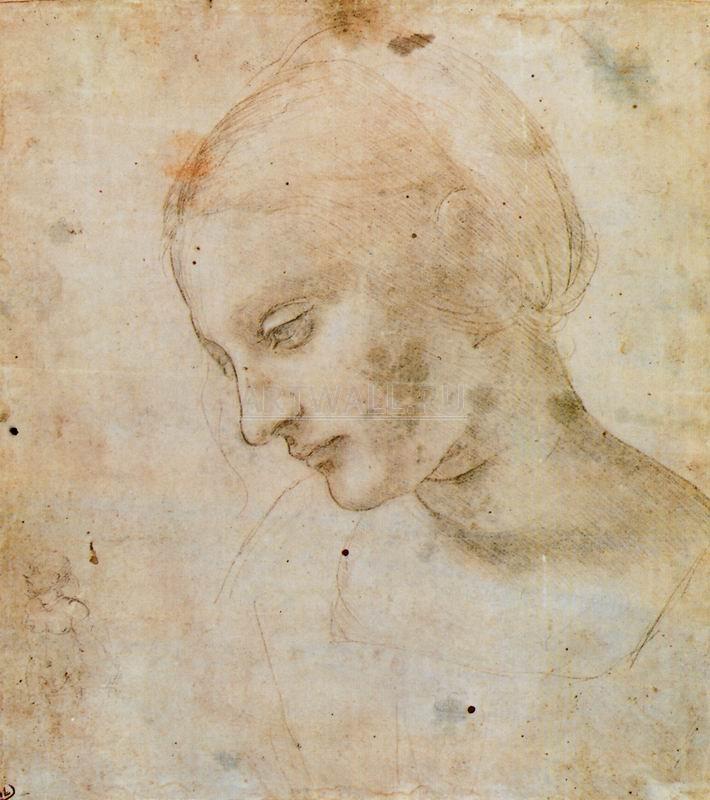 Да Винчи Леонардо, картина Репродукция 29225Да Винчи Леонардо<br>Репродукция на холсте или бумаге. Любого нужного вам размера. В раме или без. Подвес в комплекте. Трехслойная надежная упаковка. Доставим в любую точку России. Вам осталось только повесить картину на стену!<br>