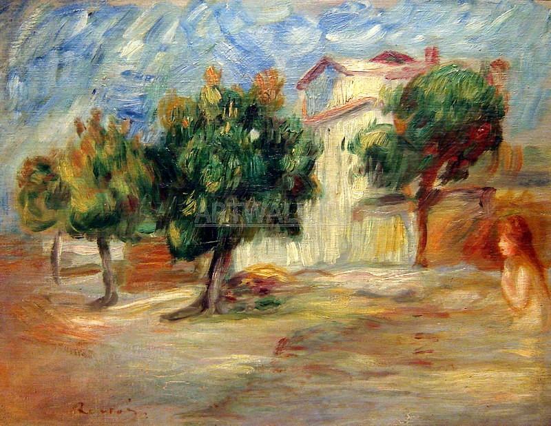 Ренуар Огюст, картина