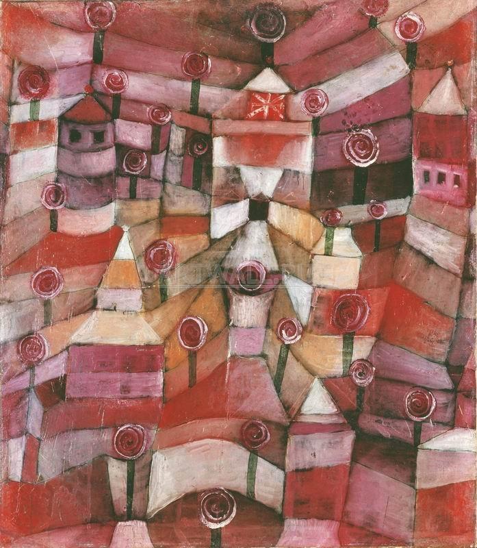 Клее Пауль, картина Розовый садКлее Пауль<br>Репродукция на холсте или бумаге. Любого нужного вам размера. В раме или без. Подвес в комплекте. Трехслойная надежная упаковка. Доставим в любую точку России. Вам осталось только повесить картину на стену!<br>