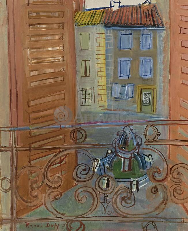 Дюфи Рауль, картина