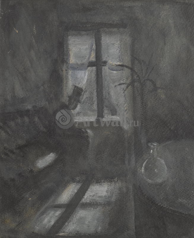 Мунк Эдвард, картина Ночь в Сен-КлодМунк Эдвард<br>Репродукция на холсте или бумаге. Любого нужного вам размера. В раме или без. Подвес в комплекте. Трехслойная надежная упаковка. Доставим в любую точку России. Вам осталось только повесить картину на стену!<br>