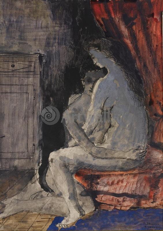 Дельво Поль, картина
