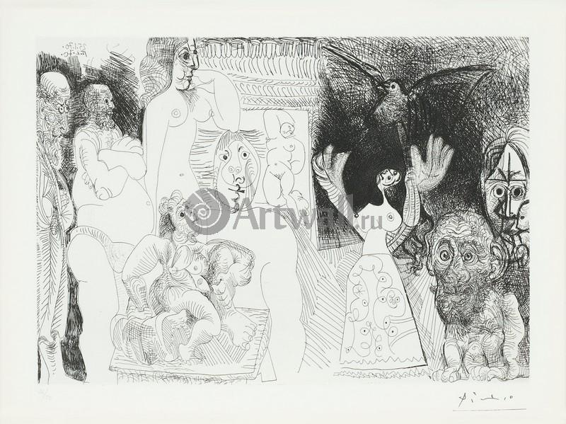 Пикассо Пабло, картина