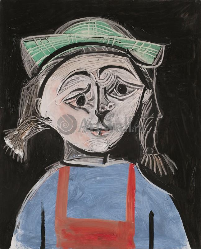 Пикассо Пабло, картина Женщина в зеленой шляпеПикассо Пабло<br>Репродукция на холсте или бумаге. Любого нужного вам размера. В раме или без. Подвес в комплекте. Трехслойная надежная упаковка. Доставим в любую точку России. Вам осталось только повесить картину на стену!<br>