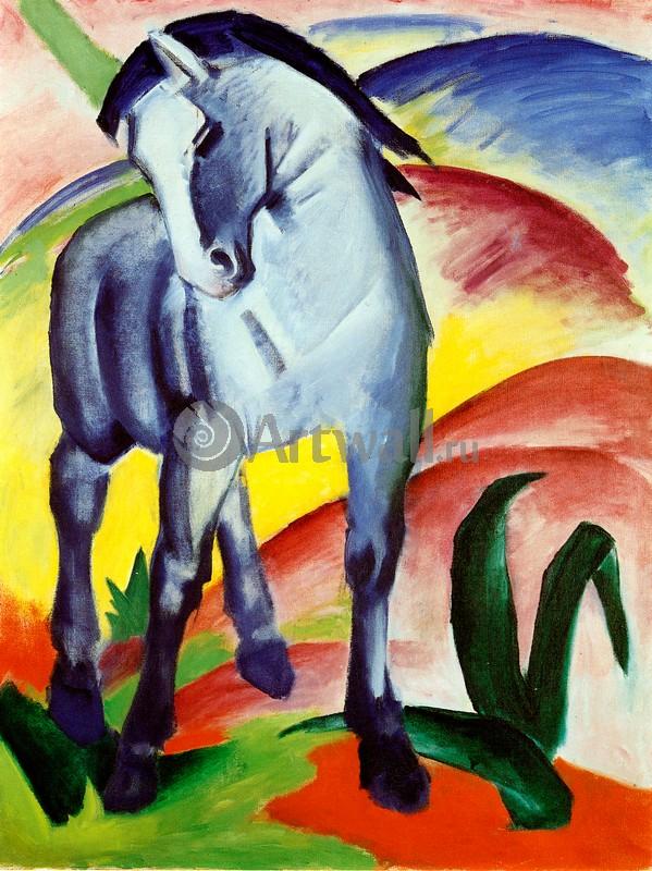 Марк Франц, картина Голубая лошадьМарк Франц<br>Репродукция на холсте или бумаге. Любого нужного вам размера. В раме или без. Подвес в комплекте. Трехслойная надежная упаковка. Доставим в любую точку России. Вам осталось только повесить картину на стену!<br>