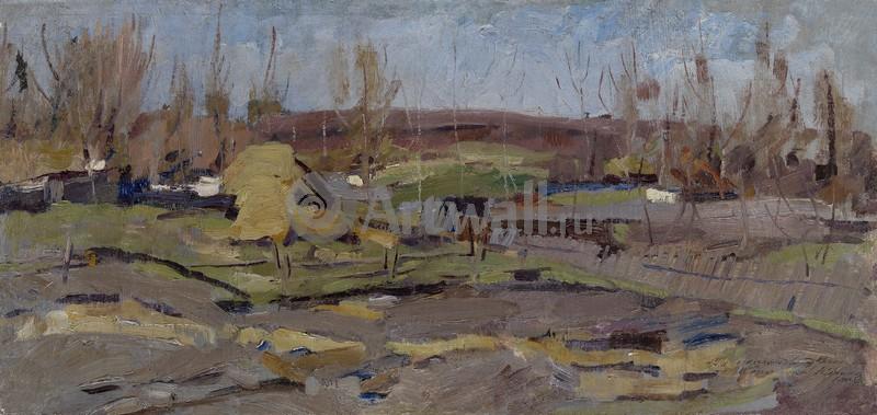 Коровин Константин, картина