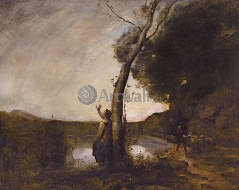 Коро Жан Батист, картина