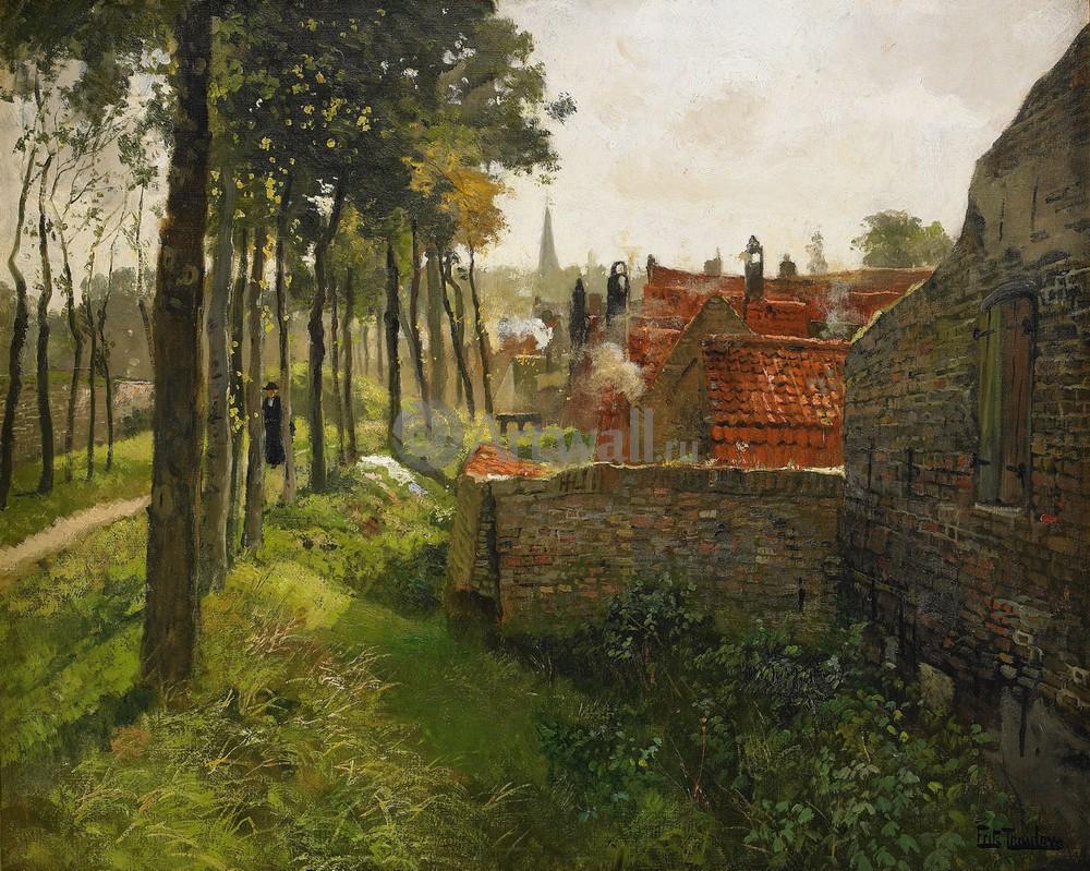 Таулов Фриц, картина