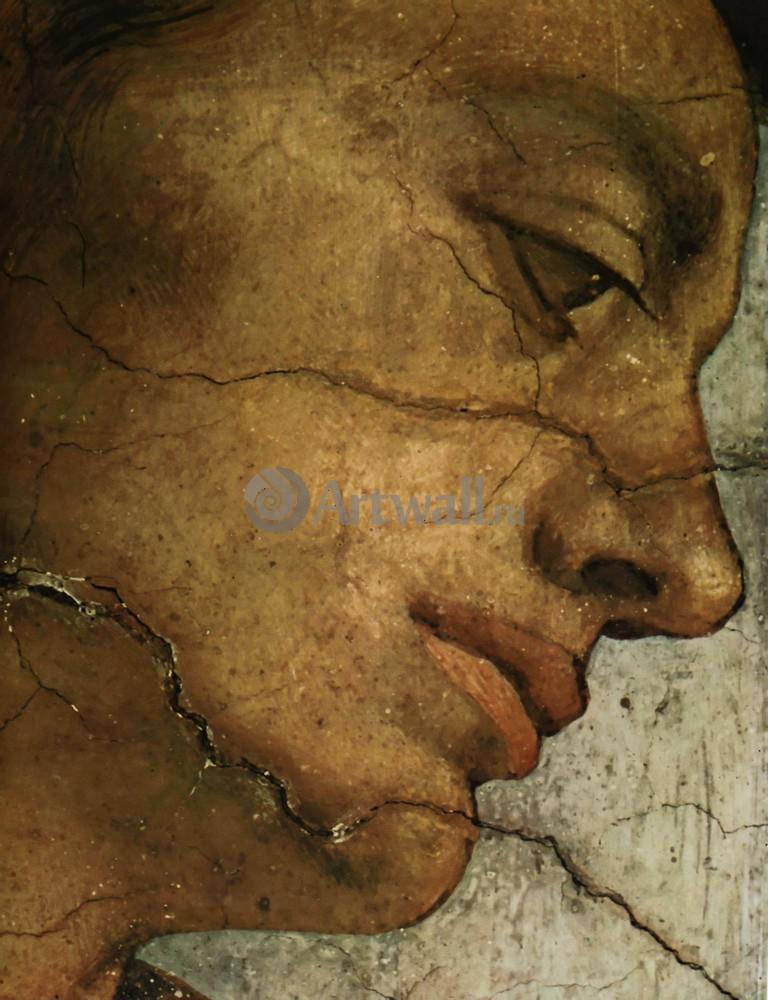 Микеланджело Буонарроти, картина Деталь фрески в Сикстинской капеллеМикеланджело Буонарроти<br>Репродукция на холсте или бумаге. Любого нужного вам размера. В раме или без. Подвес в комплекте. Трехслойная надежная упаковка. Доставим в любую точку России. Вам осталось только повесить картину на стену!<br>