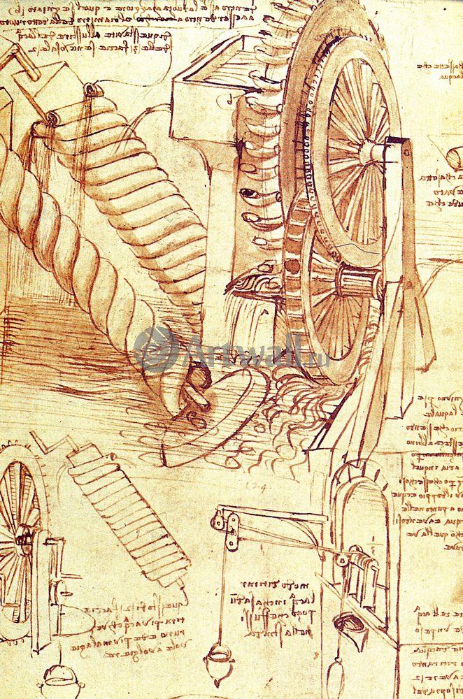 Да Винчи Леонардо, картина Репродукция 40595Да Винчи Леонардо<br>Репродукция на холсте или бумаге. Любого нужного вам размера. В раме или без. Подвес в комплекте. Трехслойная надежная упаковка. Доставим в любую точку России. Вам осталось только повесить картину на стену!<br>