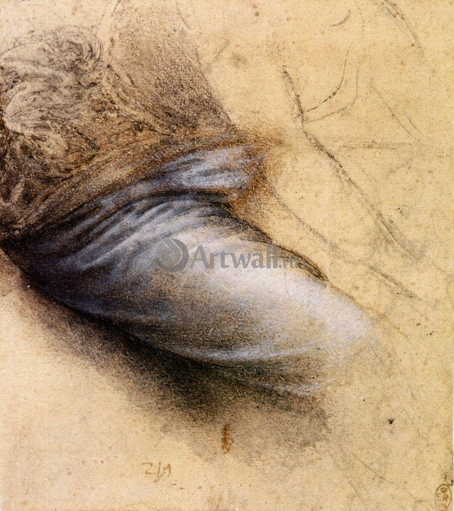 Да Винчи Леонардо, картина Репродукция 40649Да Винчи Леонардо<br>Репродукция на холсте или бумаге. Любого нужного вам размера. В раме или без. Подвес в комплекте. Трехслойная надежная упаковка. Доставим в любую точку России. Вам осталось только повесить картину на стену!<br>