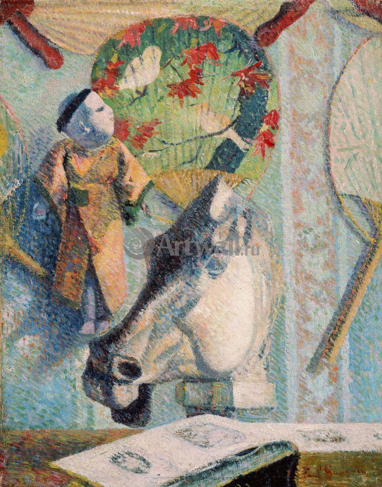 Гоген Поль, картина
