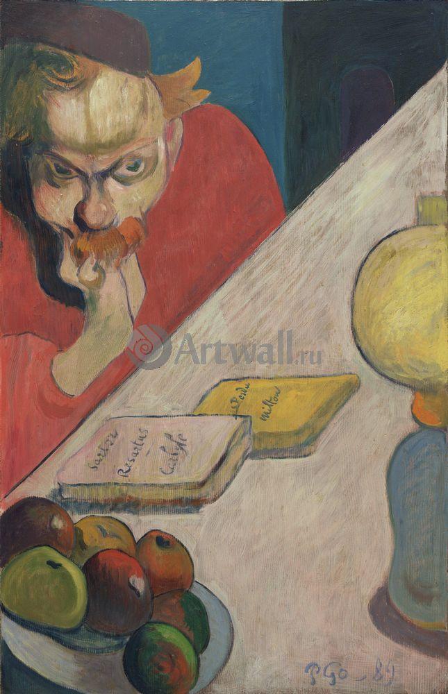 Гоген Поль, картина Портрет Якоба де ХаанаГоген Поль<br>Репродукция на холсте или бумаге. Любого нужного вам размера. В раме или без. Подвес в комплекте. Трехслойная надежная упаковка. Доставим в любую точку России. Вам осталось только повесить картину на стену!<br>