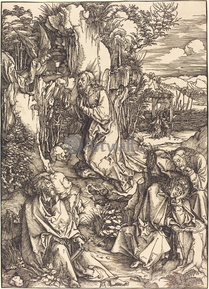 Дюрер Альбрехт, картина Иисус на Елеонской гореДюрер Альбрехт<br>Репродукция на холсте или бумаге. Любого нужного вам размера. В раме или без. Подвес в комплекте. Трехслойная надежная упаковка. Доставим в любую точку России. Вам осталось только повесить картину на стену!<br>