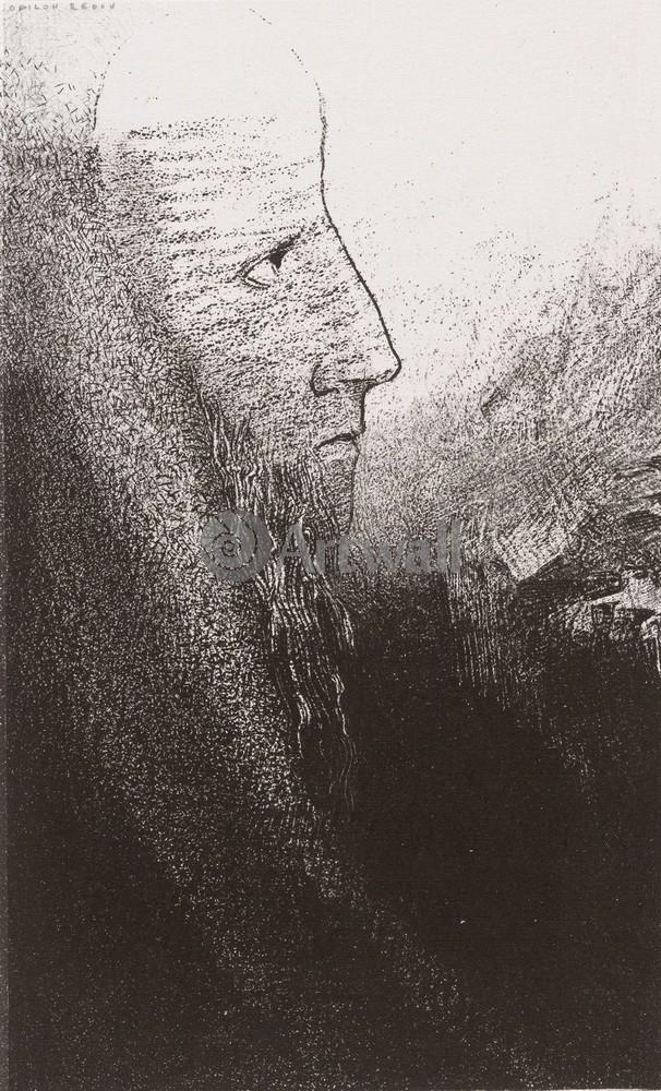 Редон Одилон, картина Святой АнтонийРедон Одилон<br>Репродукция на холсте или бумаге. Любого нужного вам размера. В раме или без. Подвес в комплекте. Трехслойная надежная упаковка. Доставим в любую точку России. Вам осталось только повесить картину на стену!<br>