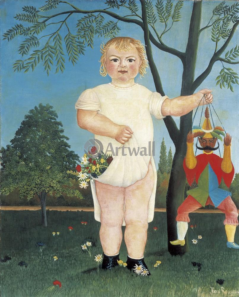 Руссо Анри, картина У ребенка праздникРуссо Анри<br>Репродукция на холсте или бумаге. Любого нужного вам размера. В раме или без. Подвес в комплекте. Трехслойная надежная упаковка. Доставим в любую точку России. Вам осталось только повесить картину на стену!<br>