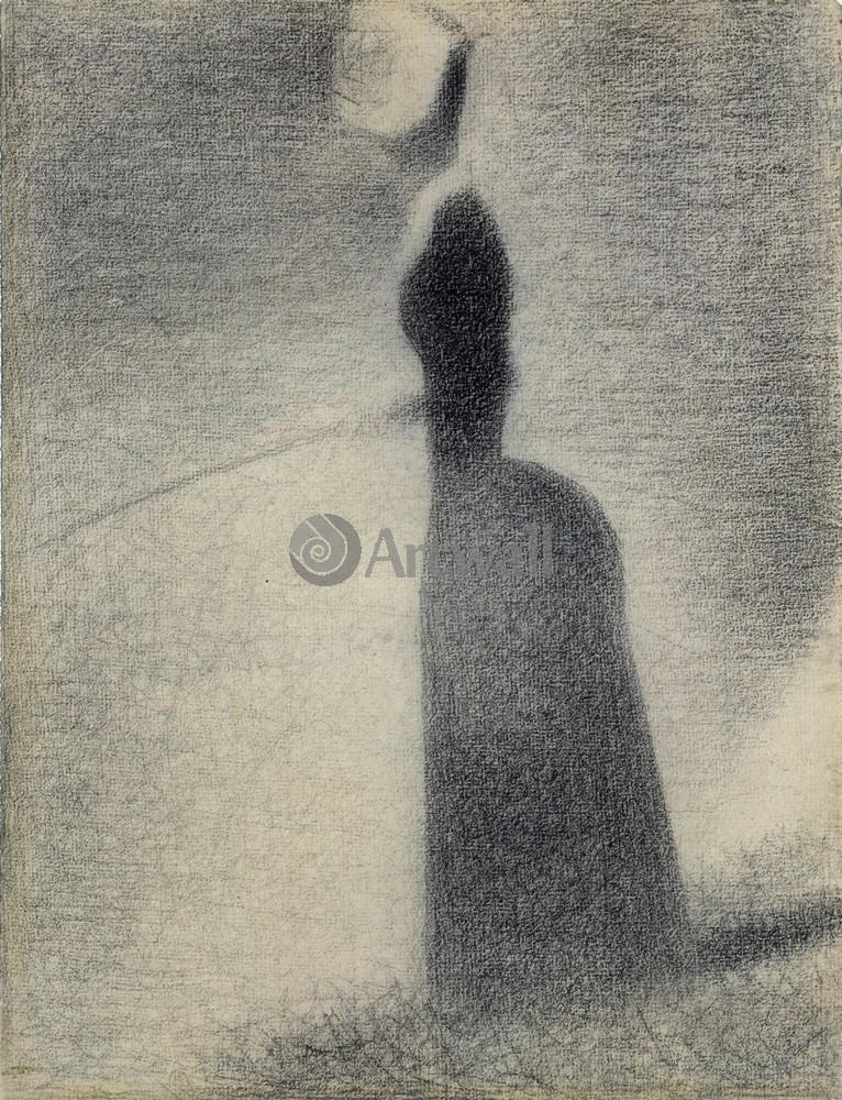 Сера Жорж, картина