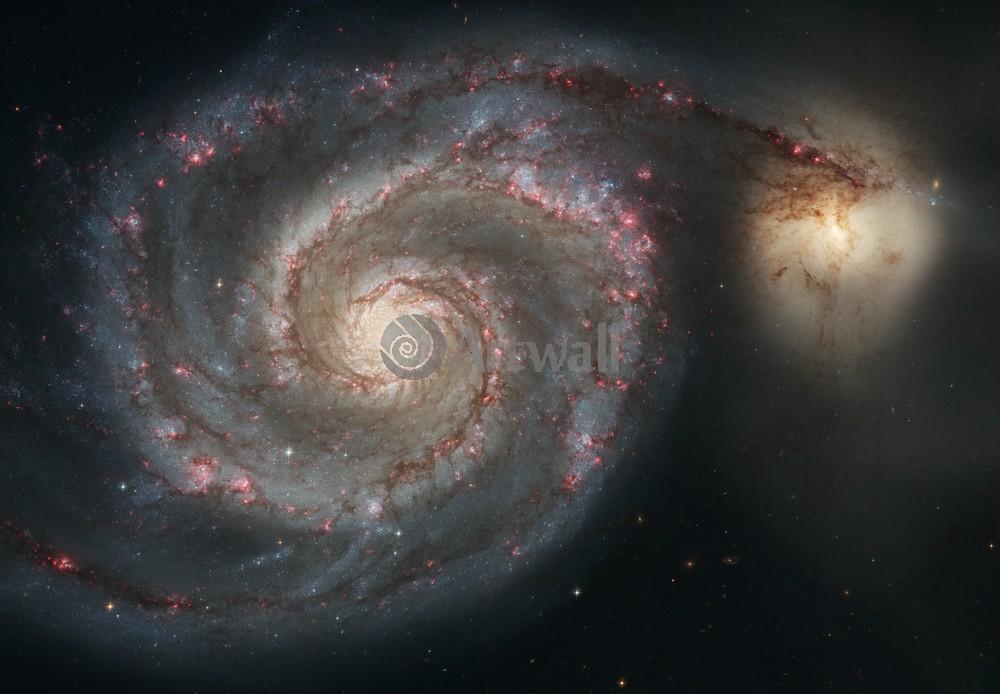 Постер Фотографии галактики NASA Постер 44578Фотографии галактики NASA<br>Постер на холсте или бумаге. Любого нужного вам размера. В раме или без. Подвес в комплекте. Трехслойная надежная упаковка. Доставим в любую точку России. Вам осталось только повесить картину на стену!<br>