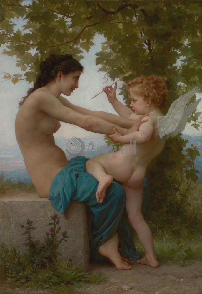 Бугро Вильям, картина