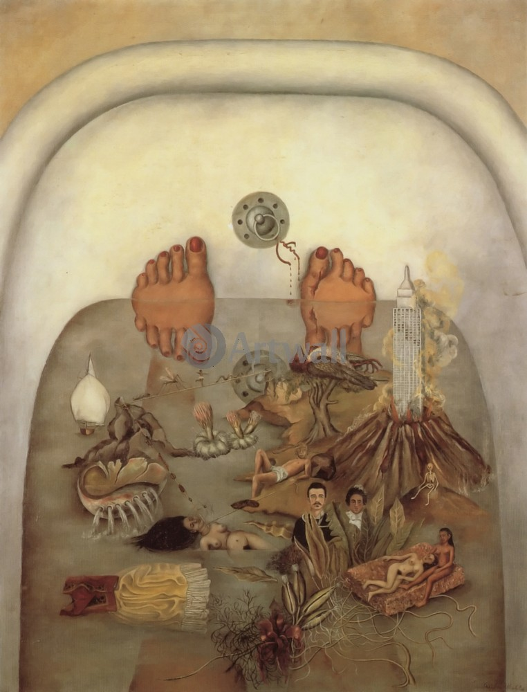 Кало Фрида, картина